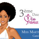 Miss Martinique, 3ème dauphine de Miss France 2013