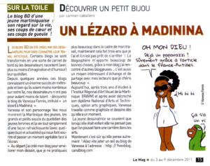 France-Antilles Magazine