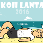Koh Lanta 2016 illustré !