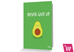 carte-never-give-up-vee