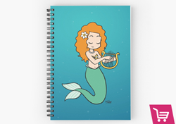 sirene-rousse-red-hair-mermaid-vee