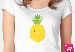 tshirt-pineapple-vee
